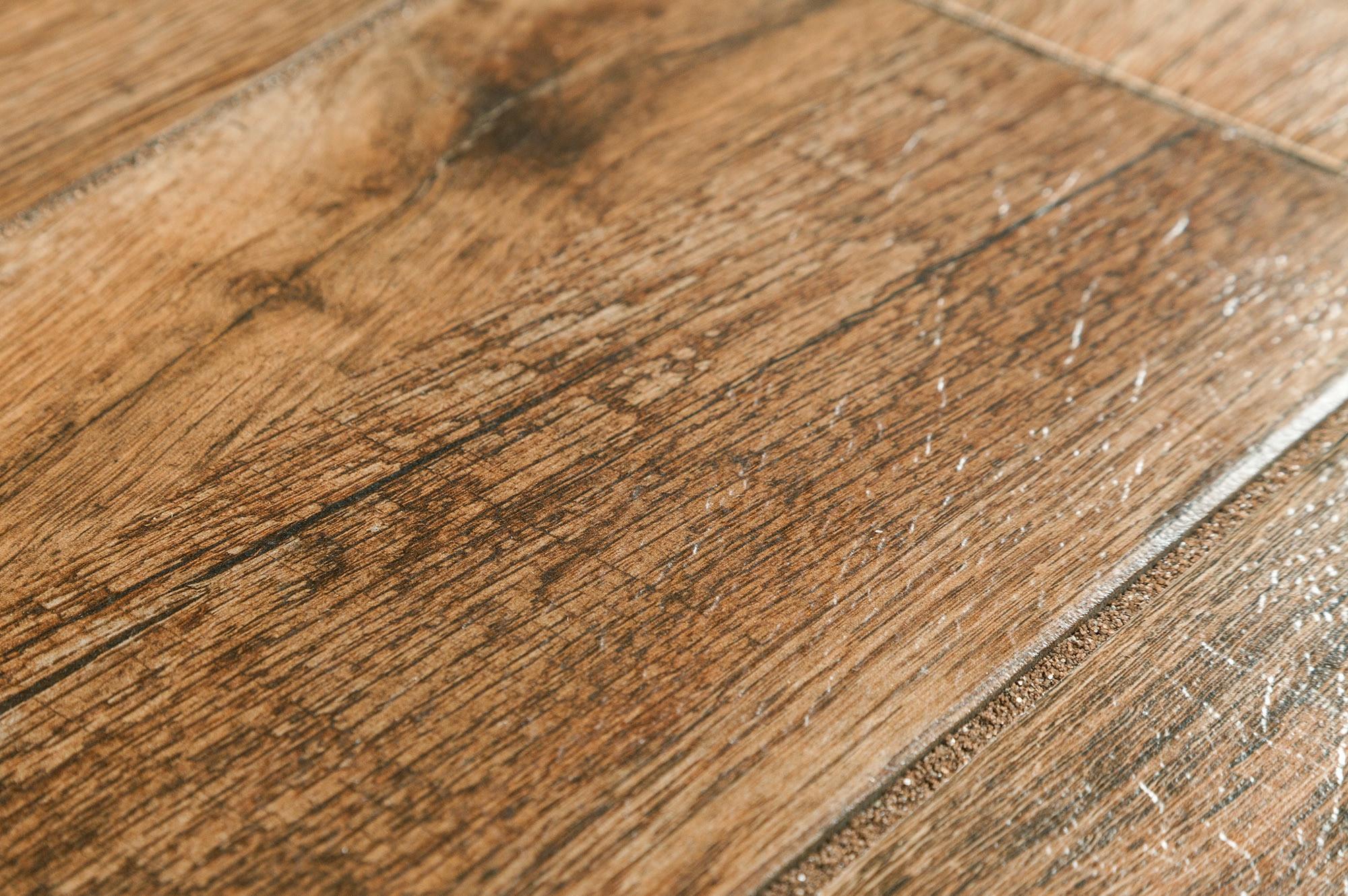 Wood flooring that looks like ceramic tile