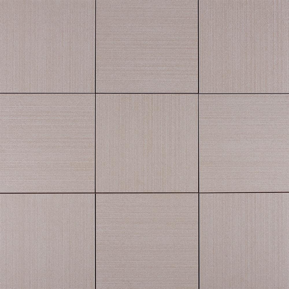 Linen floor tile