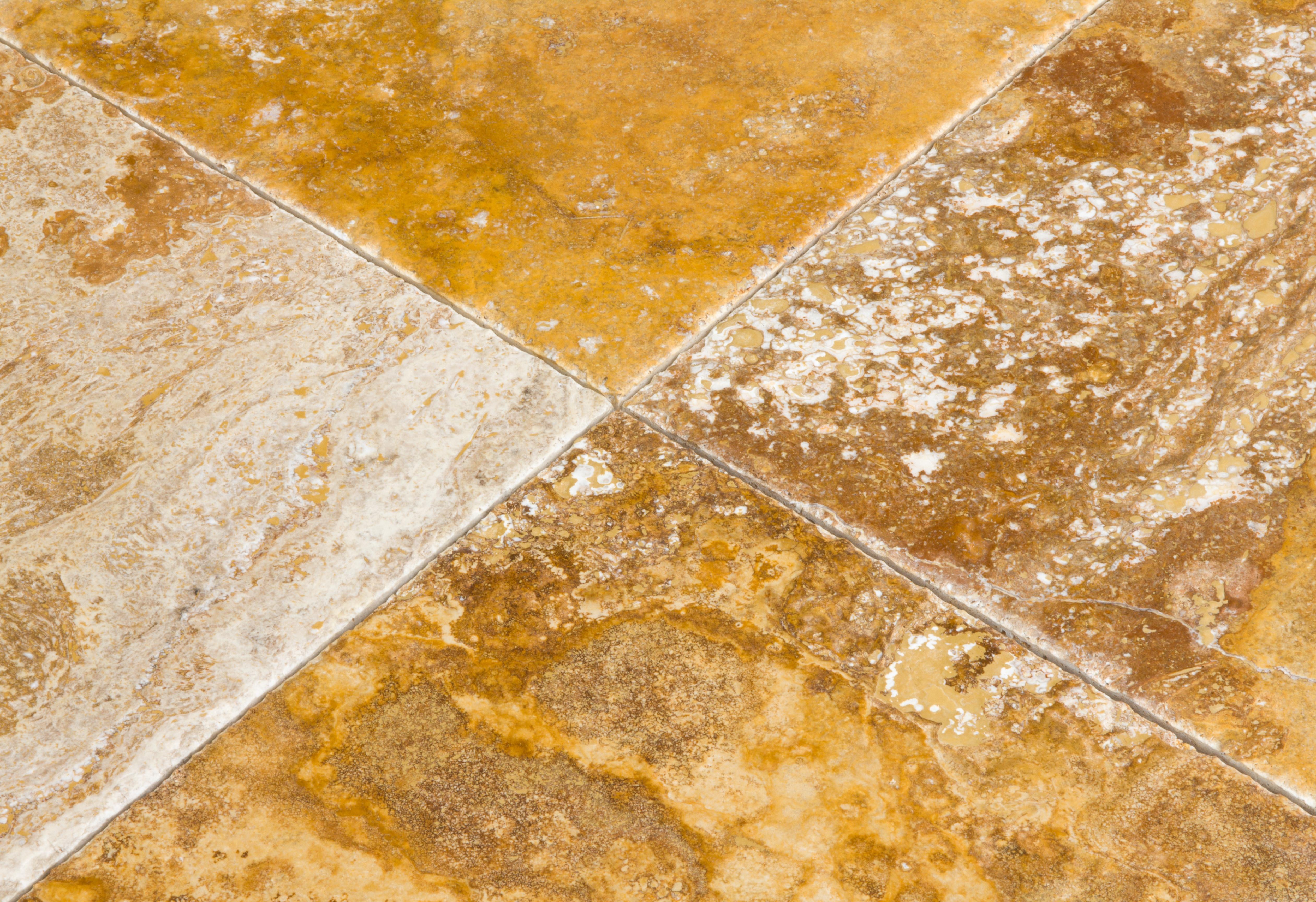 Chiaro tile backsplash