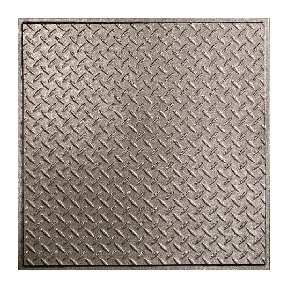 Reveal ceiling tiles