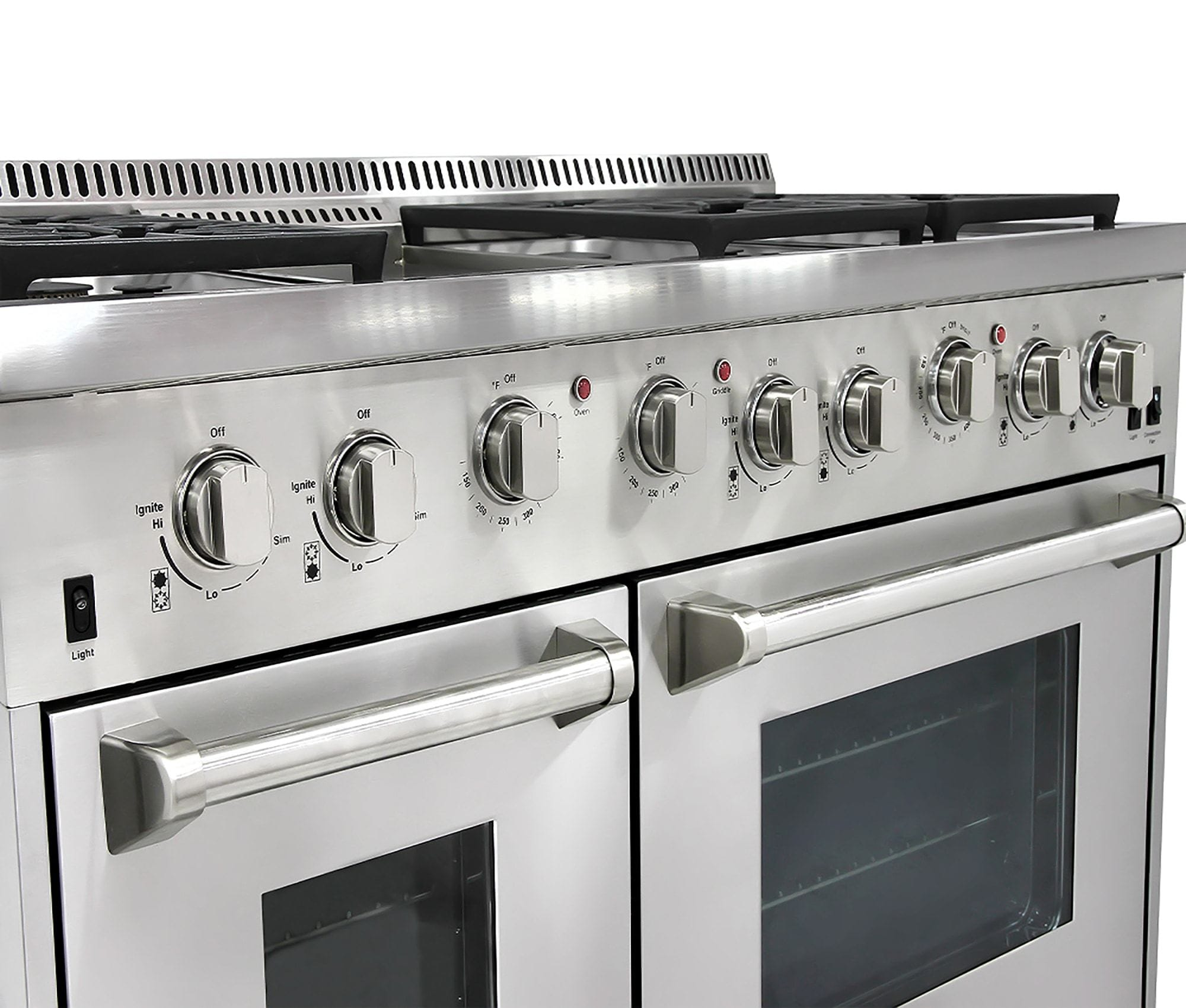 thor kitchen stainless steel ranges stainless steel / gas ranges