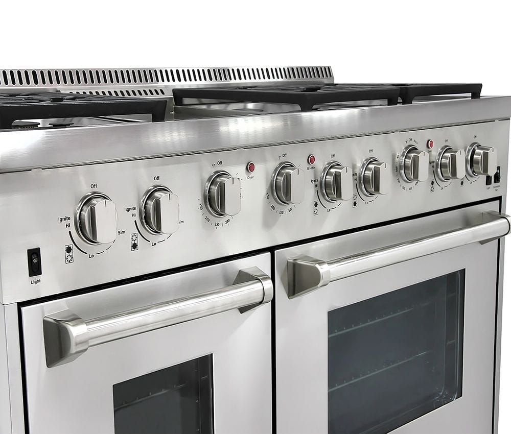 Stainless Steel Kitchen Stove thor kitchen stainless steel ranges stainless steel / gas ranges