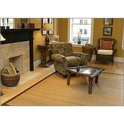 Area Rugs   Bamboo   Villager Natural ...