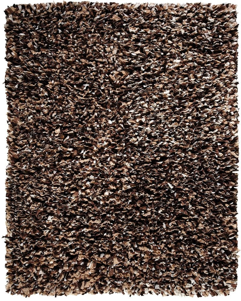 yanchi area rugs area rugs recycled paper shag confetti natural multicolor - Shag Area Rug