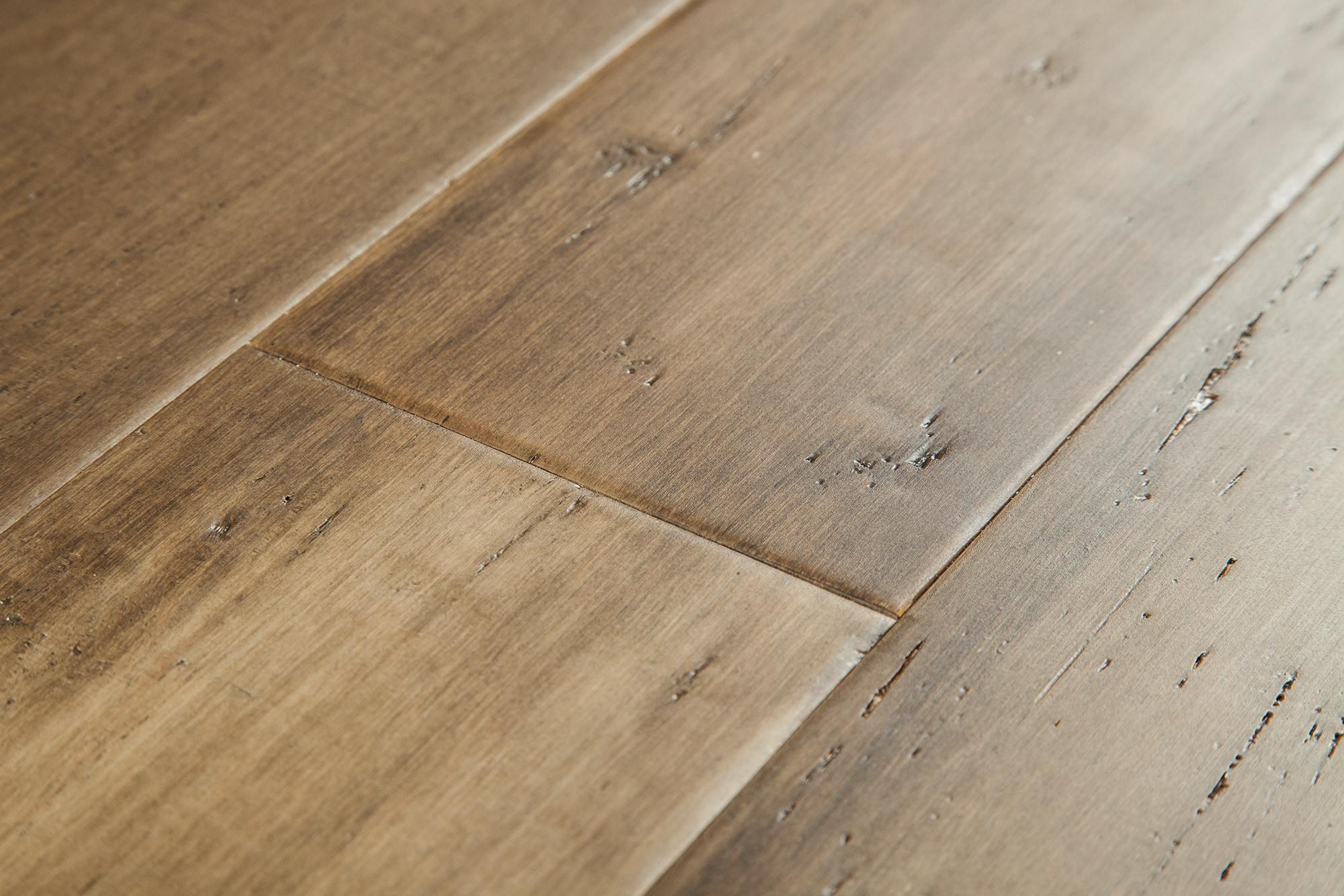 FREE Samples Yanchi Bamboo Flooring 12 mm Solid Lock