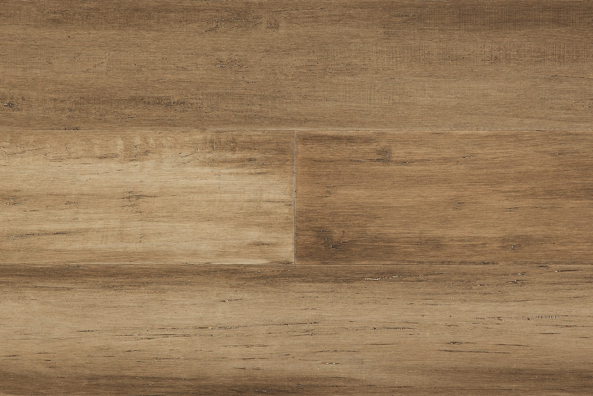 Yanchi Bamboo Flooring 12 mm Solid Lock Collection Rustic