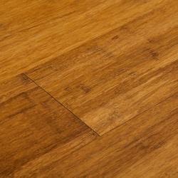 Yanchi 12mm Click Lock Solid Strand Woven Bamboo Flooring