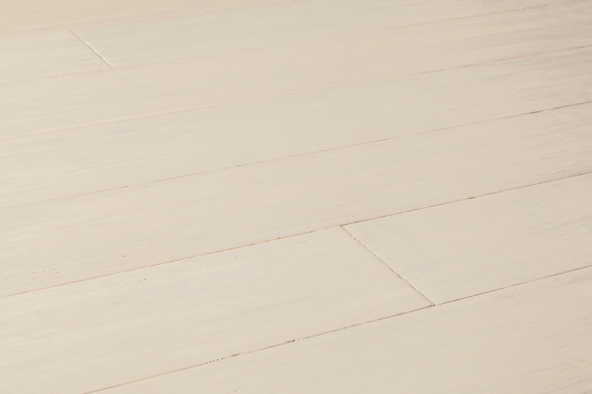 Bamboo Flooring White
