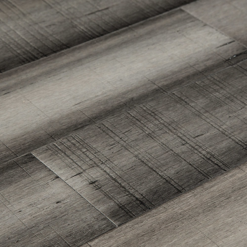 Engineered Strand Woven Bamboo Flooring: FREE Samples: Yanchi 12mm Click-Lock Engineered Strand