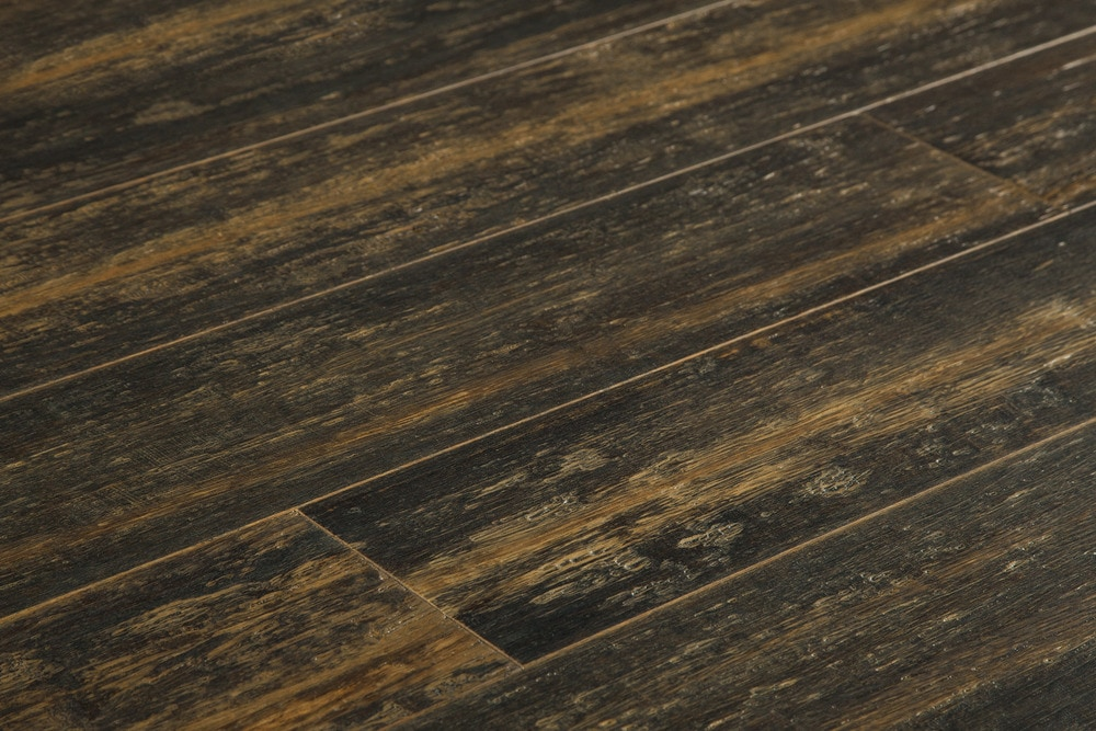 Wonderful FREE Samples: Yanchi Antique Handscraped Tu0026G Solid Strand Woven Bamboo  Flooring Antique Iron