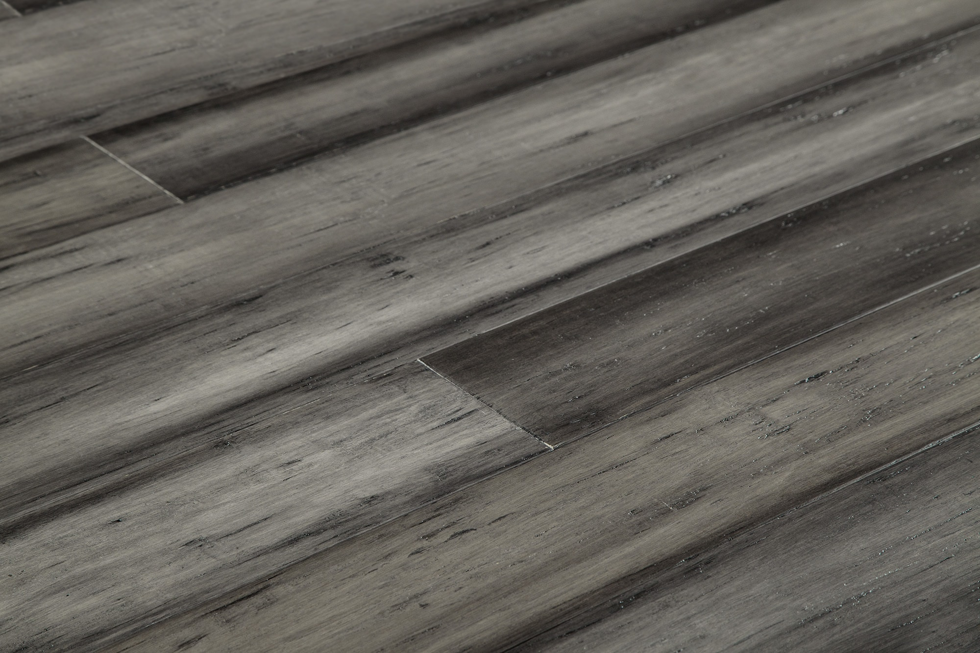 Bamboo Flooring Gray