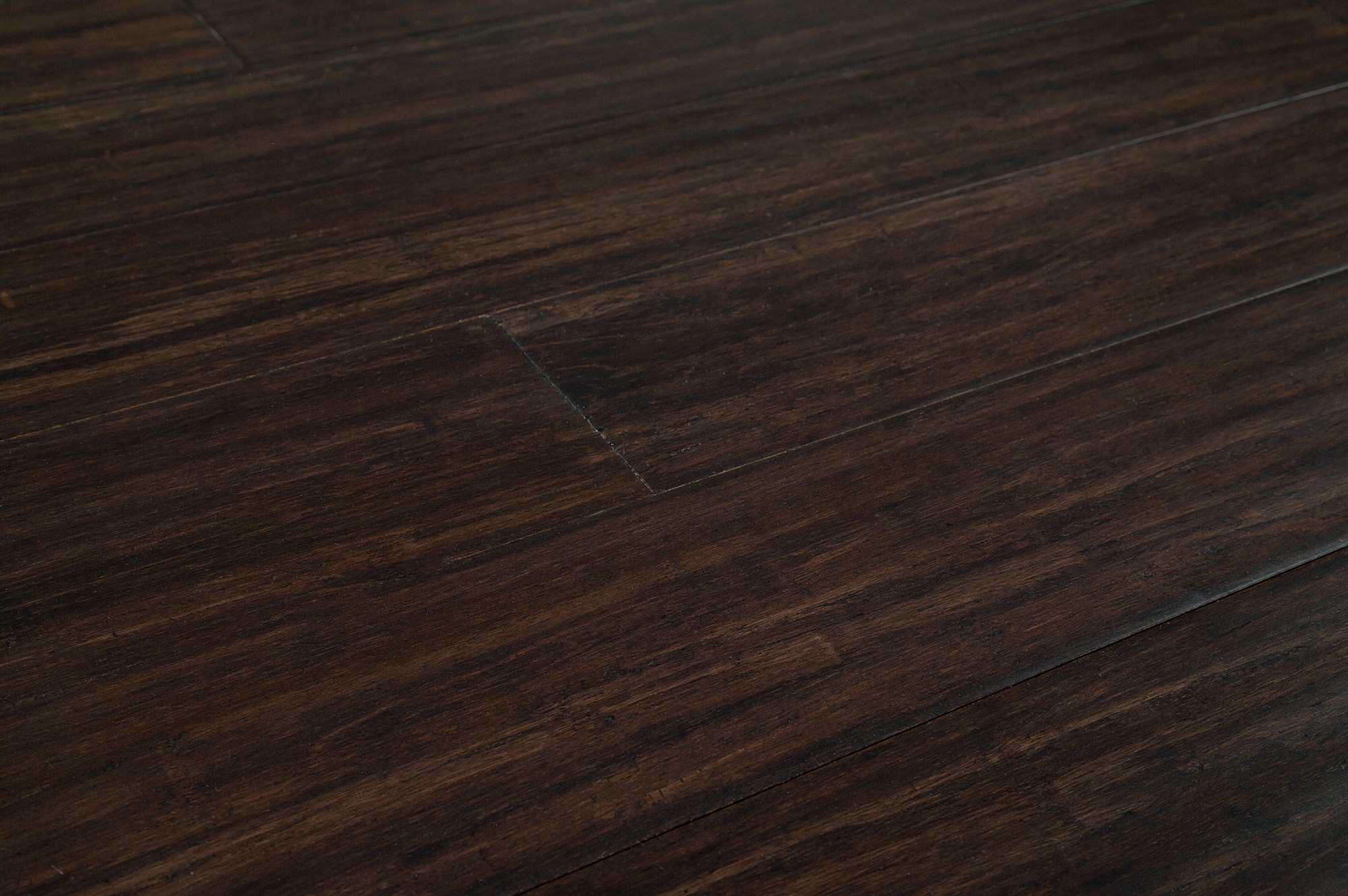 Yanchi 14mm Wide Plank T&G Solid Strand Woven Bamboo Flooring