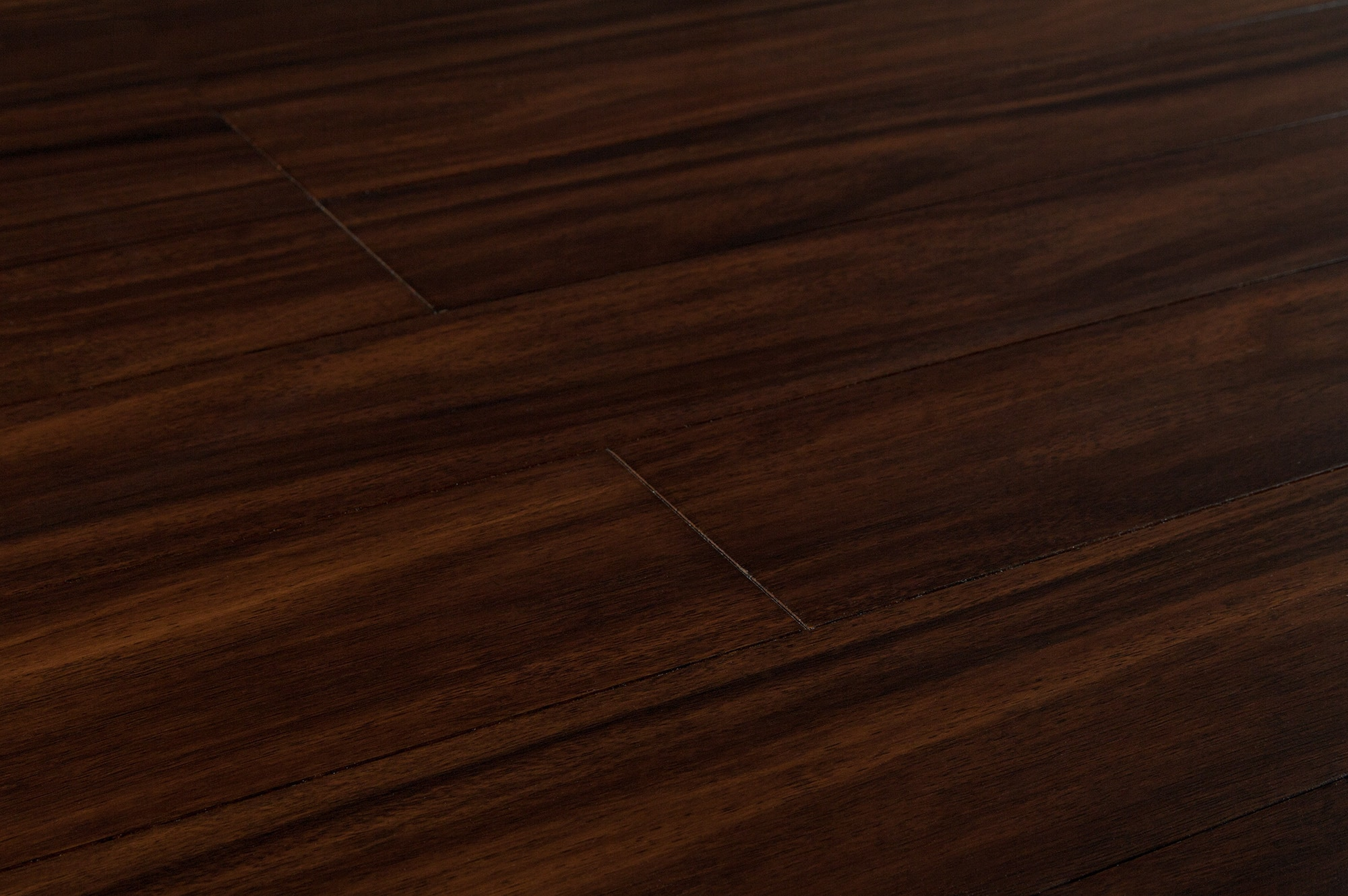 Yanchi 12mm T&G Solid Strand Woven Bamboo Flooring Acacia 3 3 4