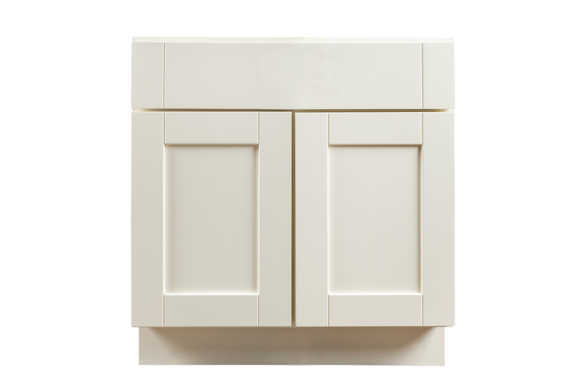 Grafton Bathroom Vanity Cabinets - Craftsman Collection White / 24 ...
