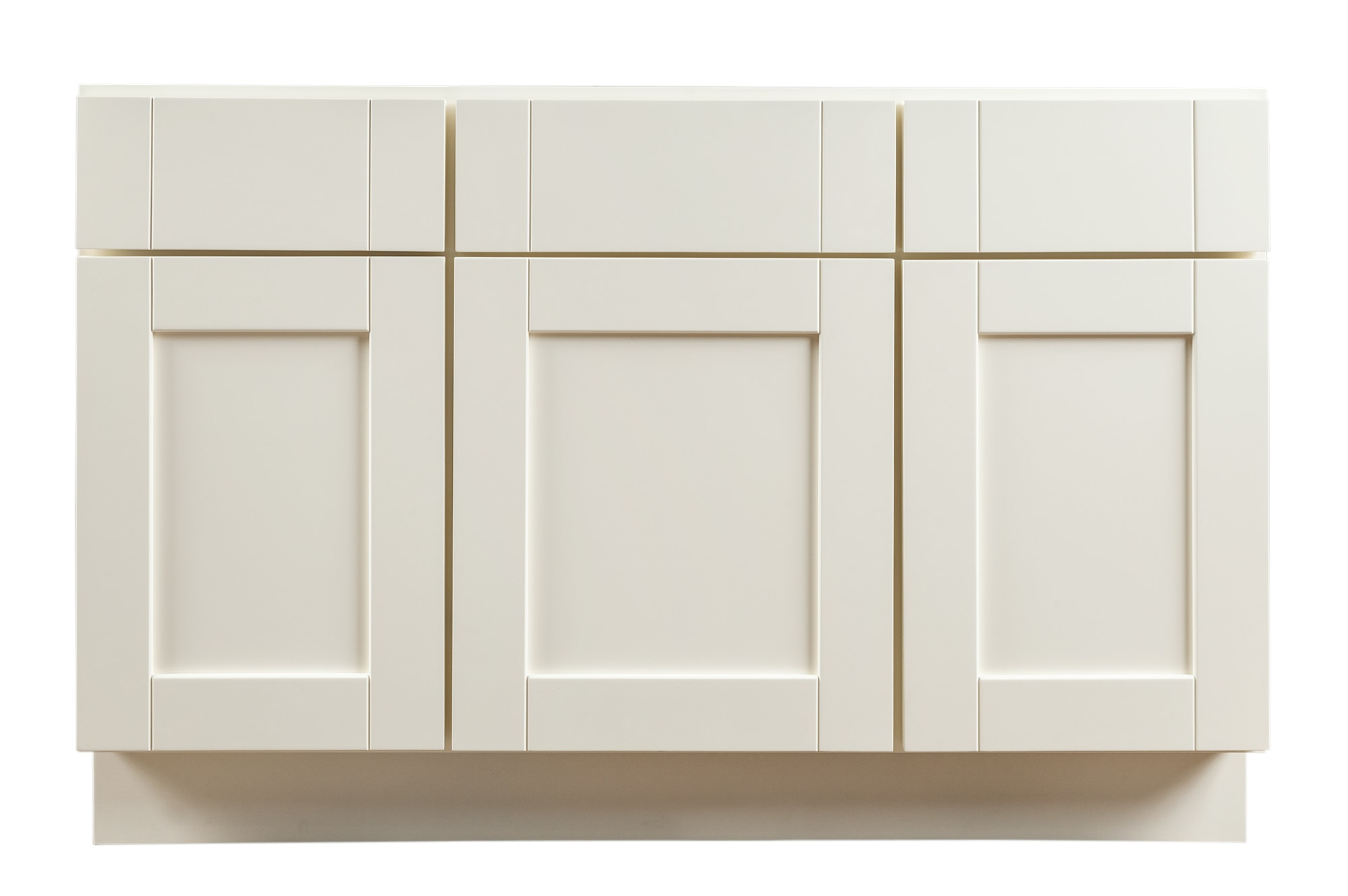 Grafton Bathroom Vanity Cabinets - Craftsman Collection White / 48 ...