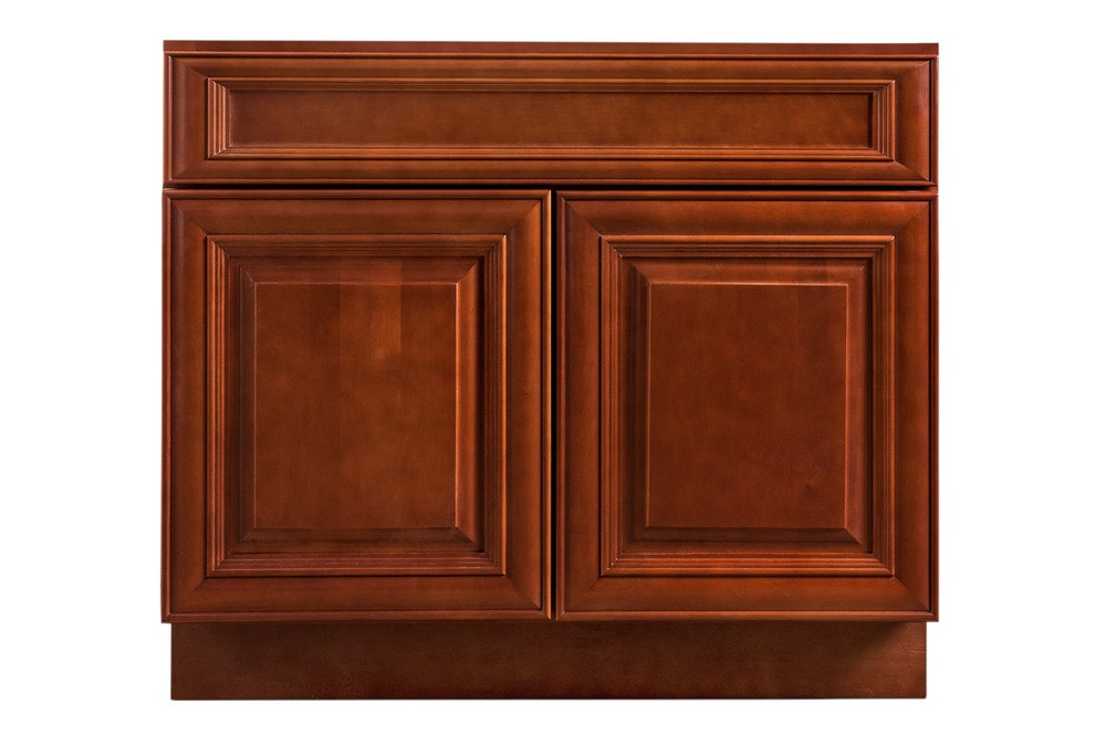 Grafton Bathroom Vanity Cabinets Victorian Collection Chestnut