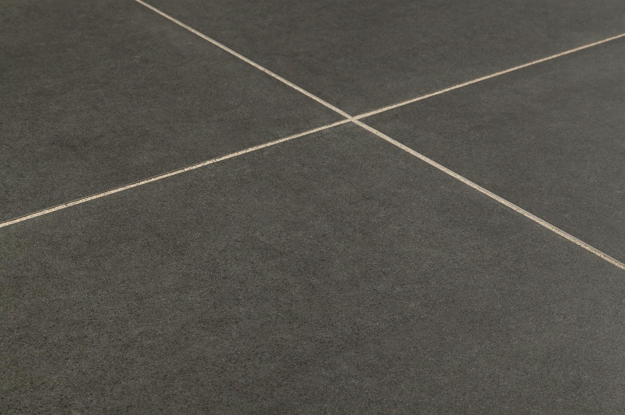 """Graphite / 24""""x24"""" / Matte Porcelain Tile - Dimensions Series 0"""