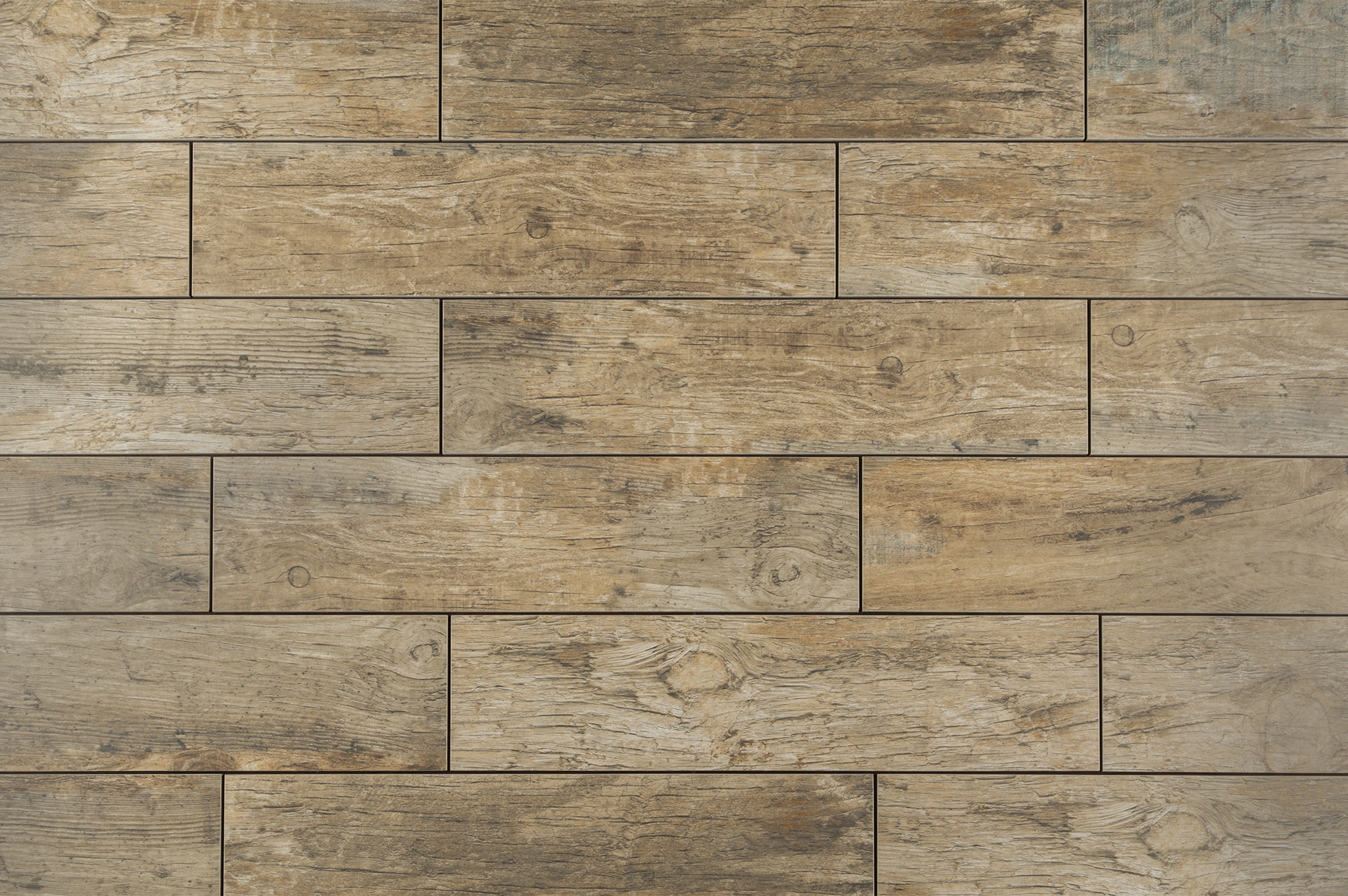 FREE Samples: Cabot Porcelain Tile - Redwood Series Natural / 6\