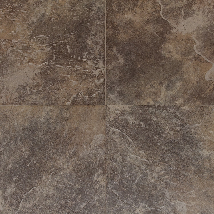 Daltile Porcelain Tile Continental Slate Series Moroccan Brown