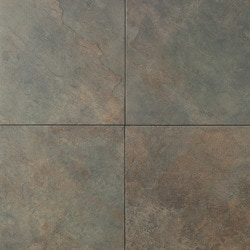 Daltile Porcelain Tile Continental Slate Series Brazilian Green - Daltile order samples