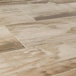 wood grain look ceramic porcelain tile free samples available at builddirect - Wood Look Floor Tiles