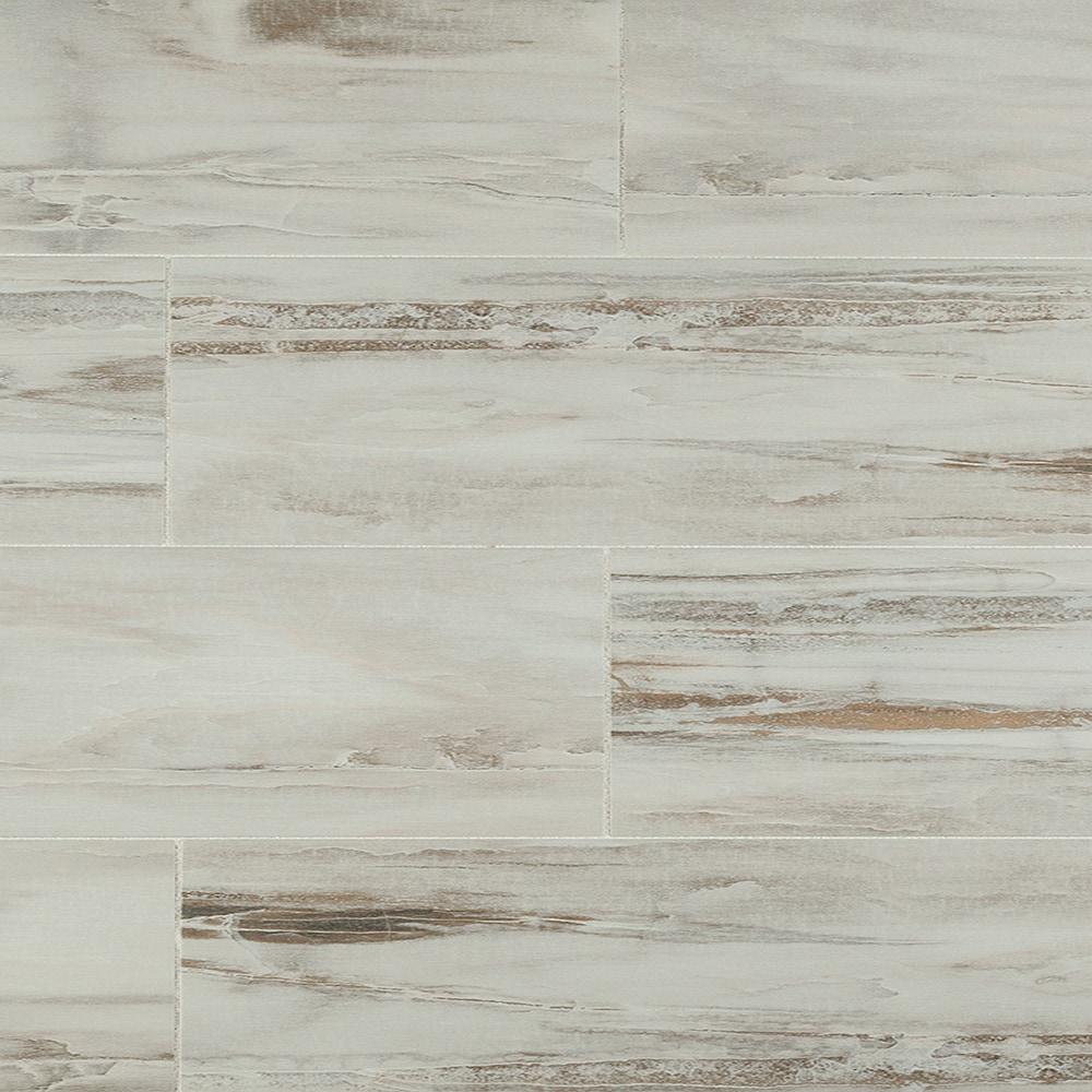 Kaska porcelain tile fossilized wood series white 6x24 15188406 petrified wood white 6x24 comp doublecrazyfo Images