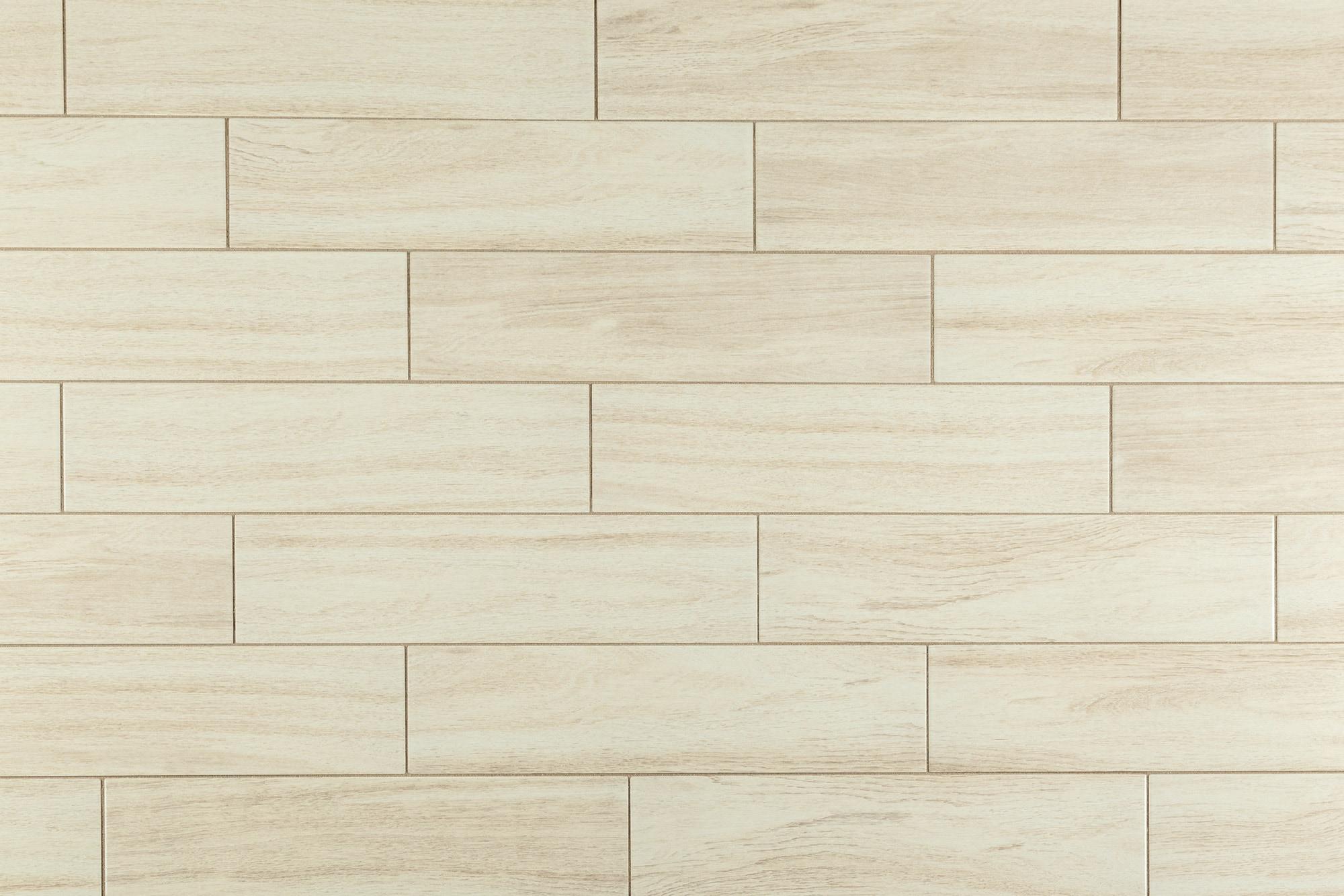 "White Oak / 6""x24"" Ceramic Tile - Harbor Wood Series 0"