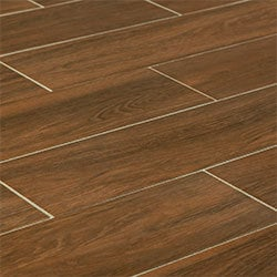 Salerno Ceramic Tile - Harbor Wood Series