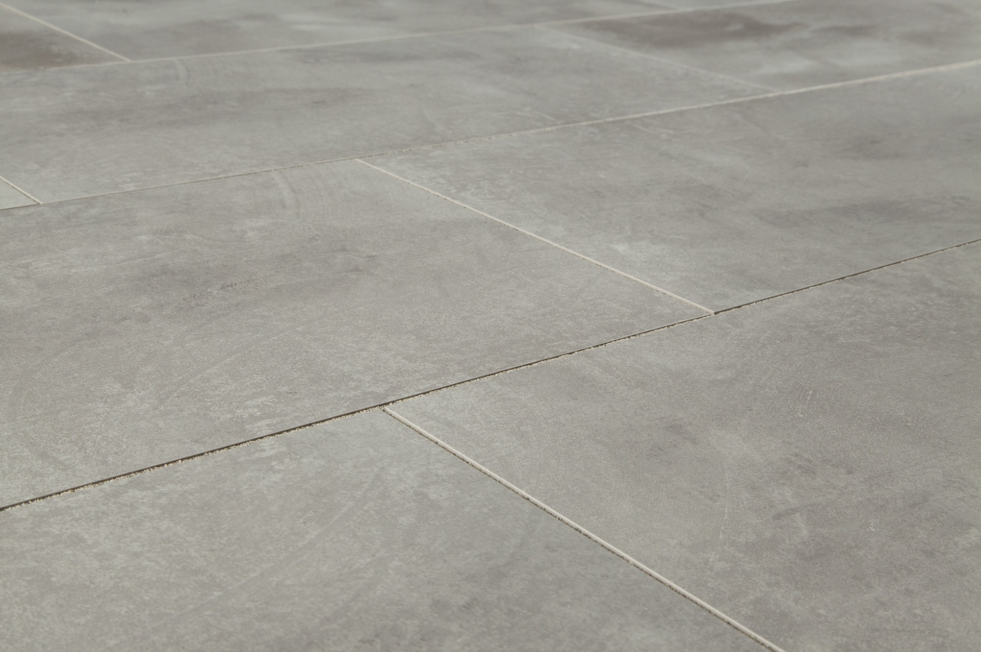 FREE Samples Salerno Porcelain Tile Concrete Series Light Gray - 16 inch ceramic floor tile