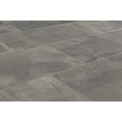 FREE Samples: Salerno Porcelain Tile - Concrete Series Dark Gray ...
