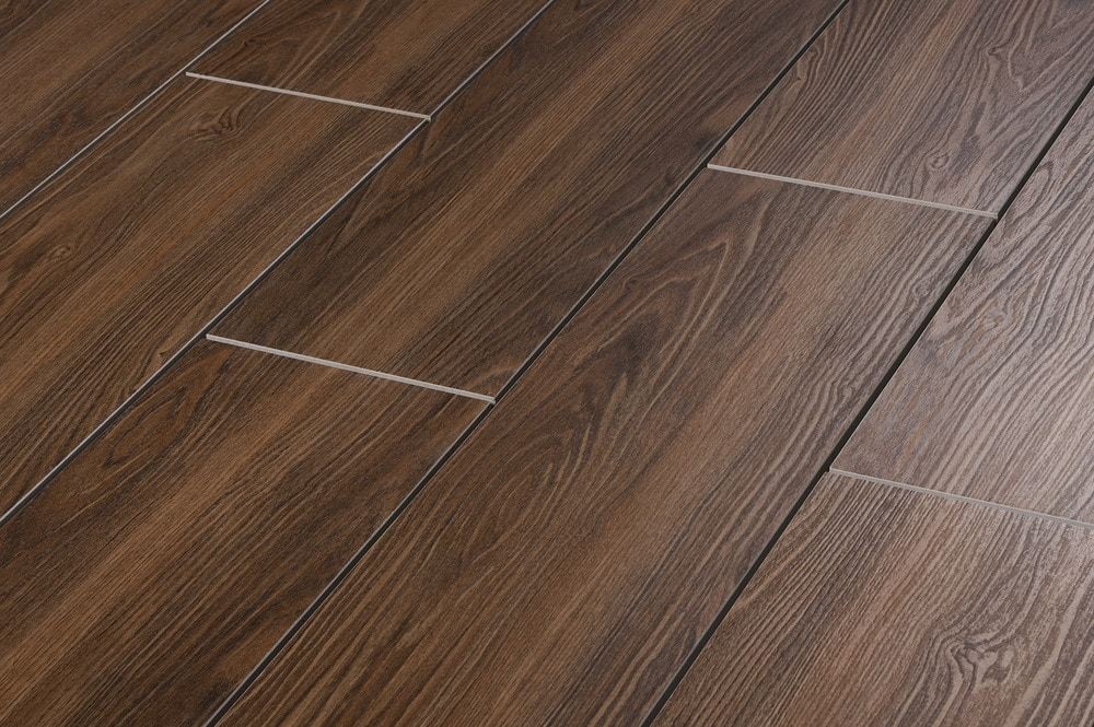 Salerno Porcelain Tile Hampton Wood Series Chestnut 6 Quot X24 Quot