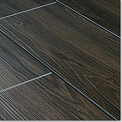 Ceramic Porcelain Tile FREE Samples Available At BuildDirect - Dark brown tile that looks like wood