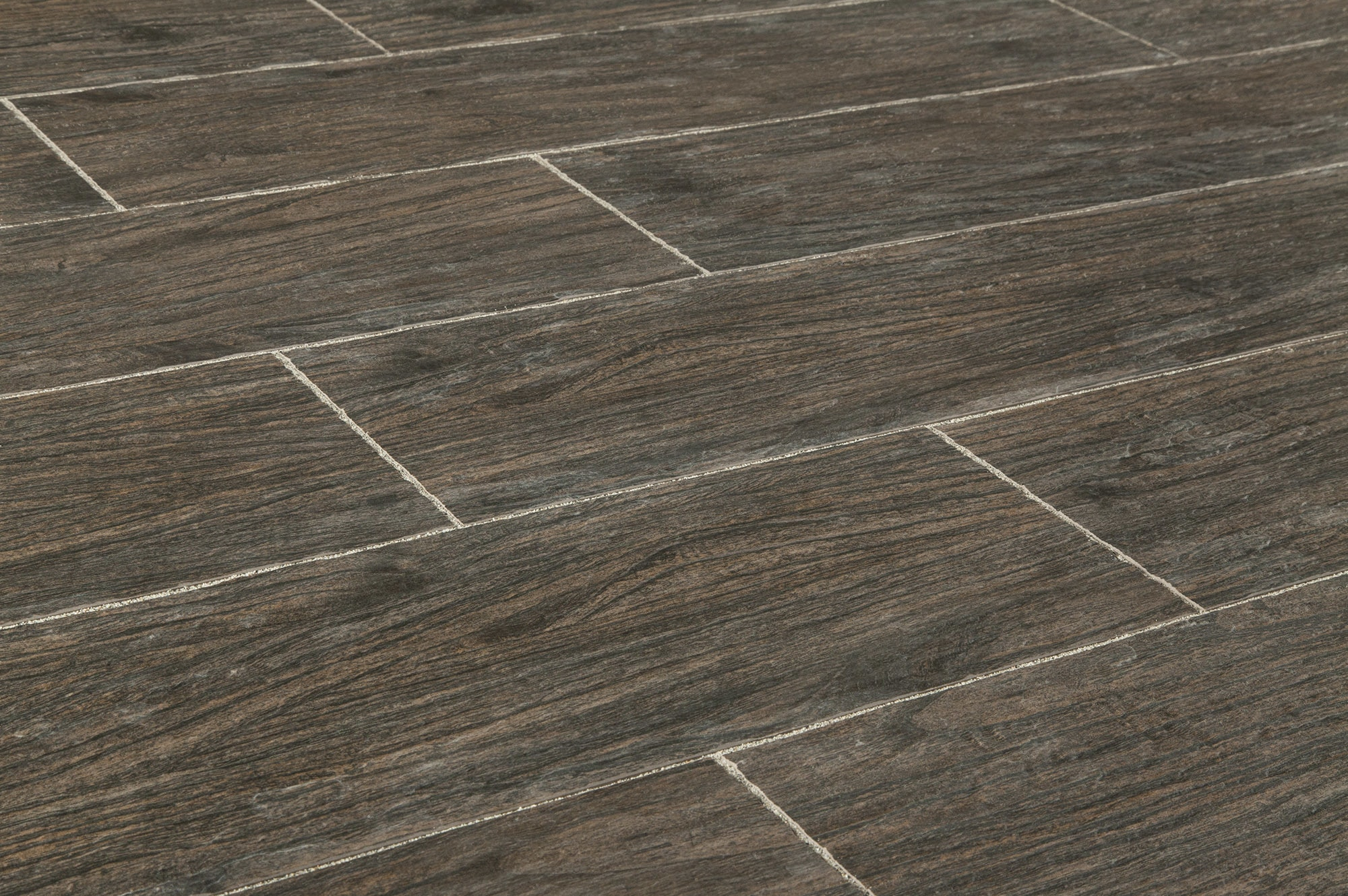 Salerno porcelain tile sherwood series espresso embossed 6x24 dailygadgetfo Image collections