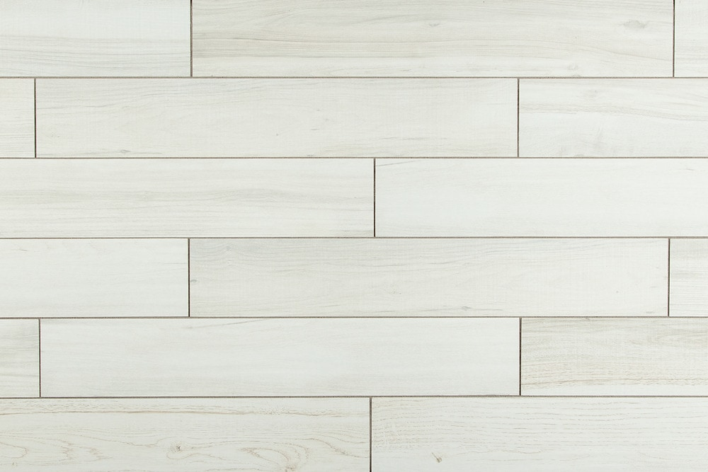 Free Samples Salerno Porcelain Tile Wilderness Series White 6x36