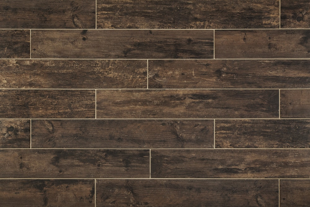 Takla Porcelain Tile Chalet Collection Made In Usa Wenge 6x36
