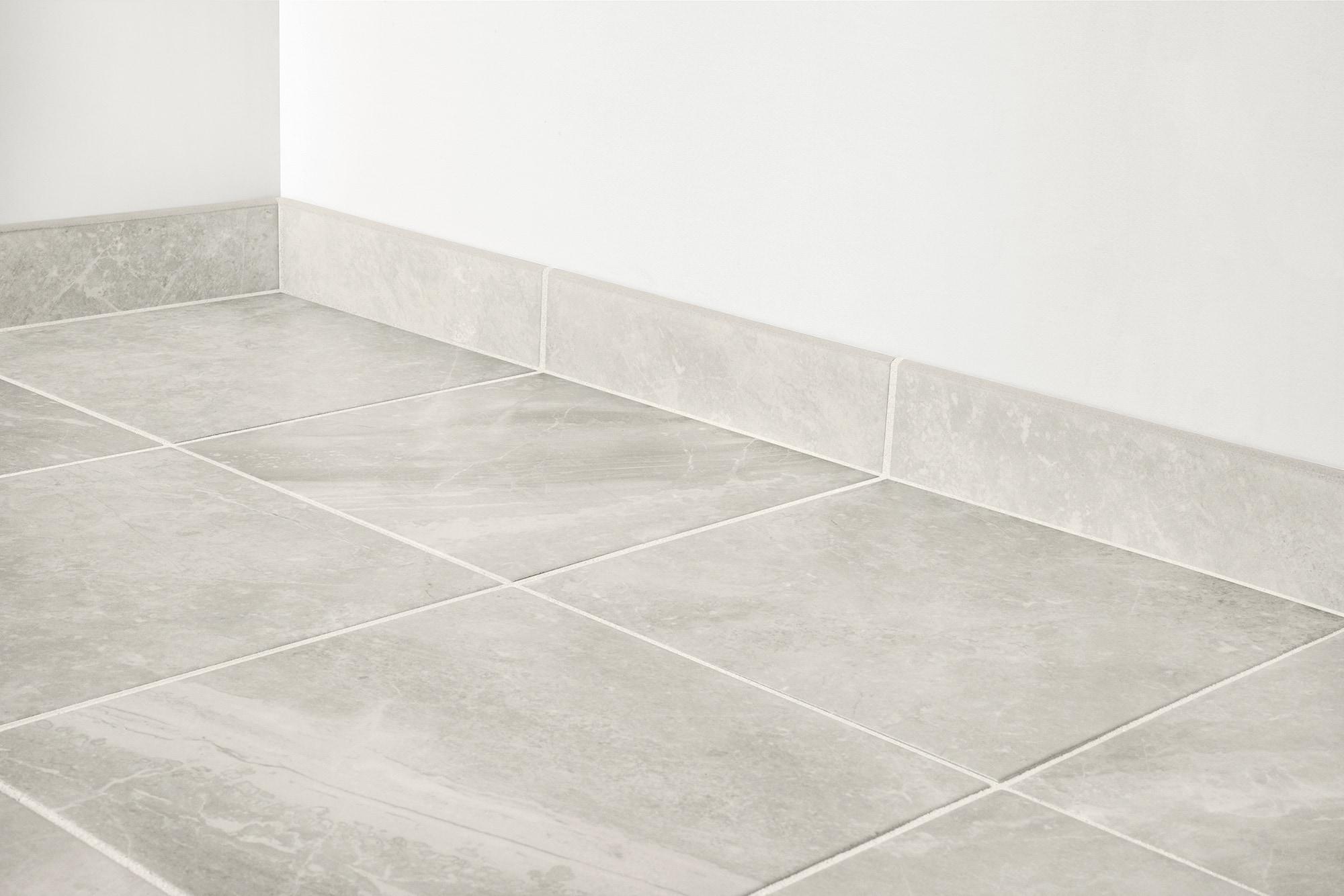 White / 3x12 - Bullnose / Matte Porcelain Tile - Desire Series 0