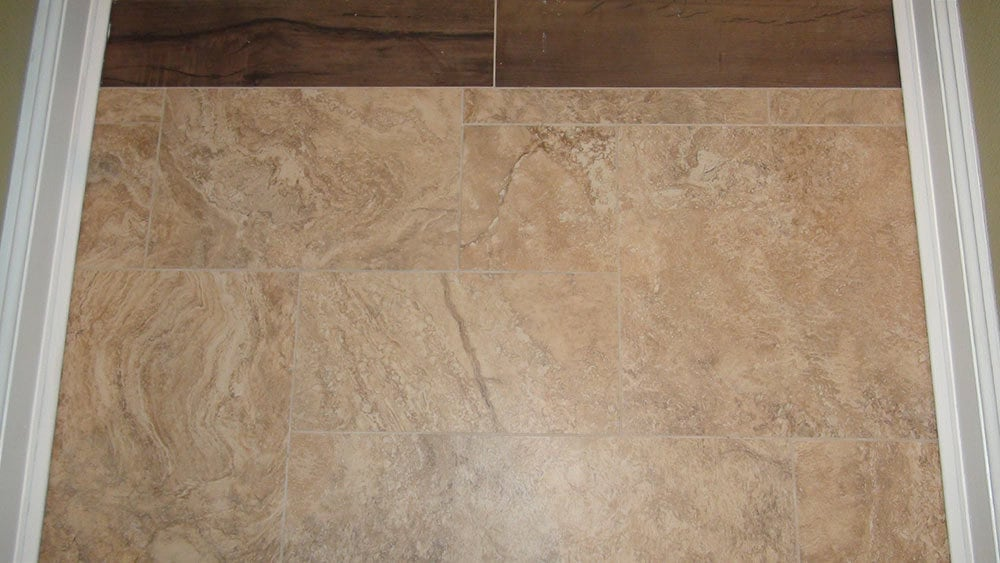 Torino Italian Porcelain Tile Elements Series Earth 18x18