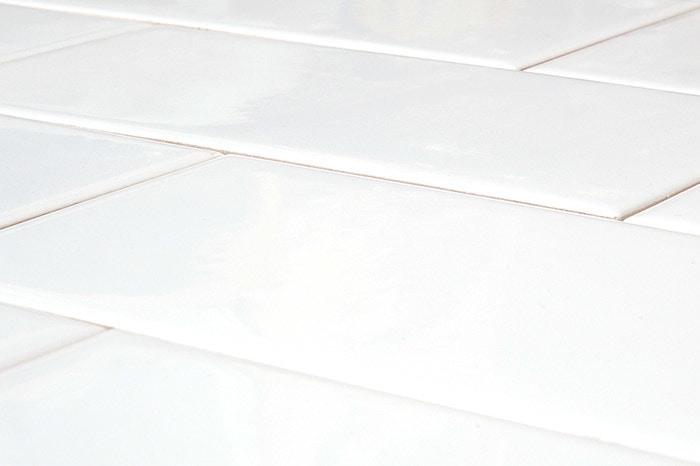 Hammersmith Subway Tile White X Gloss - Best price on white subway tile