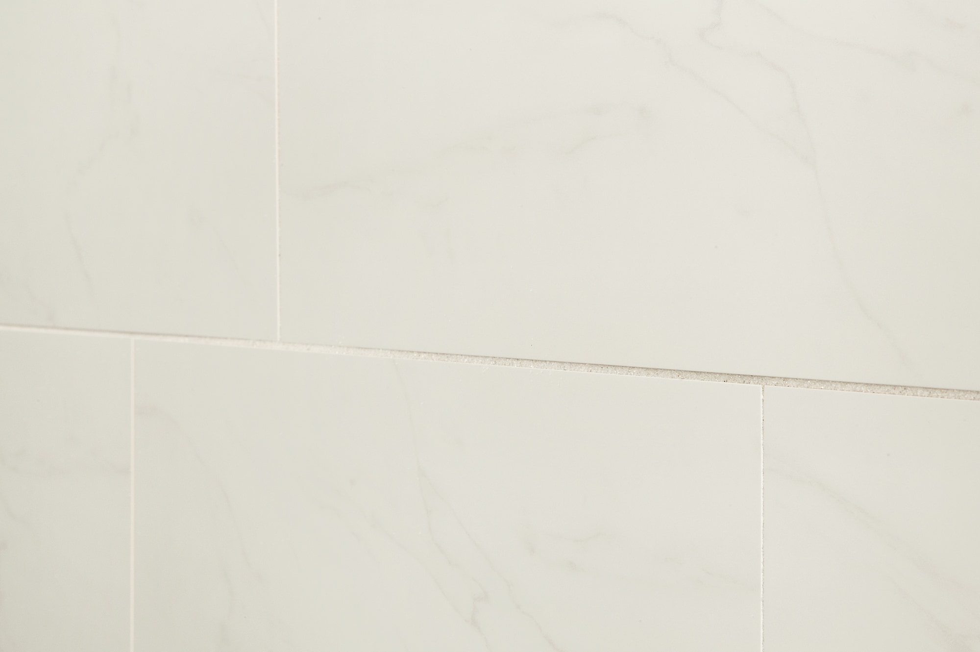 Piastrella Ceramic Wall Tile Roca Stone Collection White Carrara