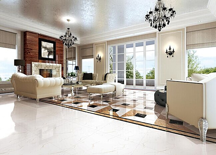 Free Samples Salerno Micro Crystal Porcelain Tile Venus Marble