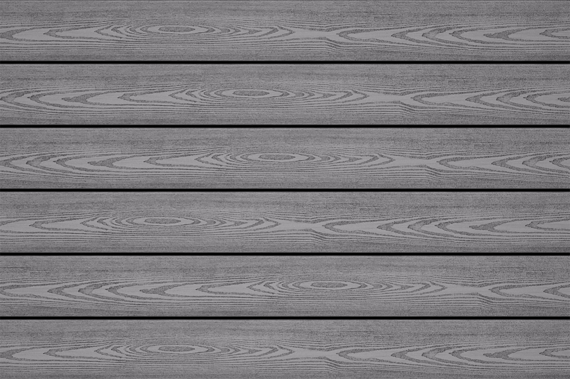 "Pravol posite Decking fort Plus PVC Decking Gray 3 4""x5"