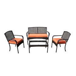 Kontiki Conversation Sets   Metal Sofa Sets