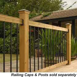 Deck Railings | BuildDirect®