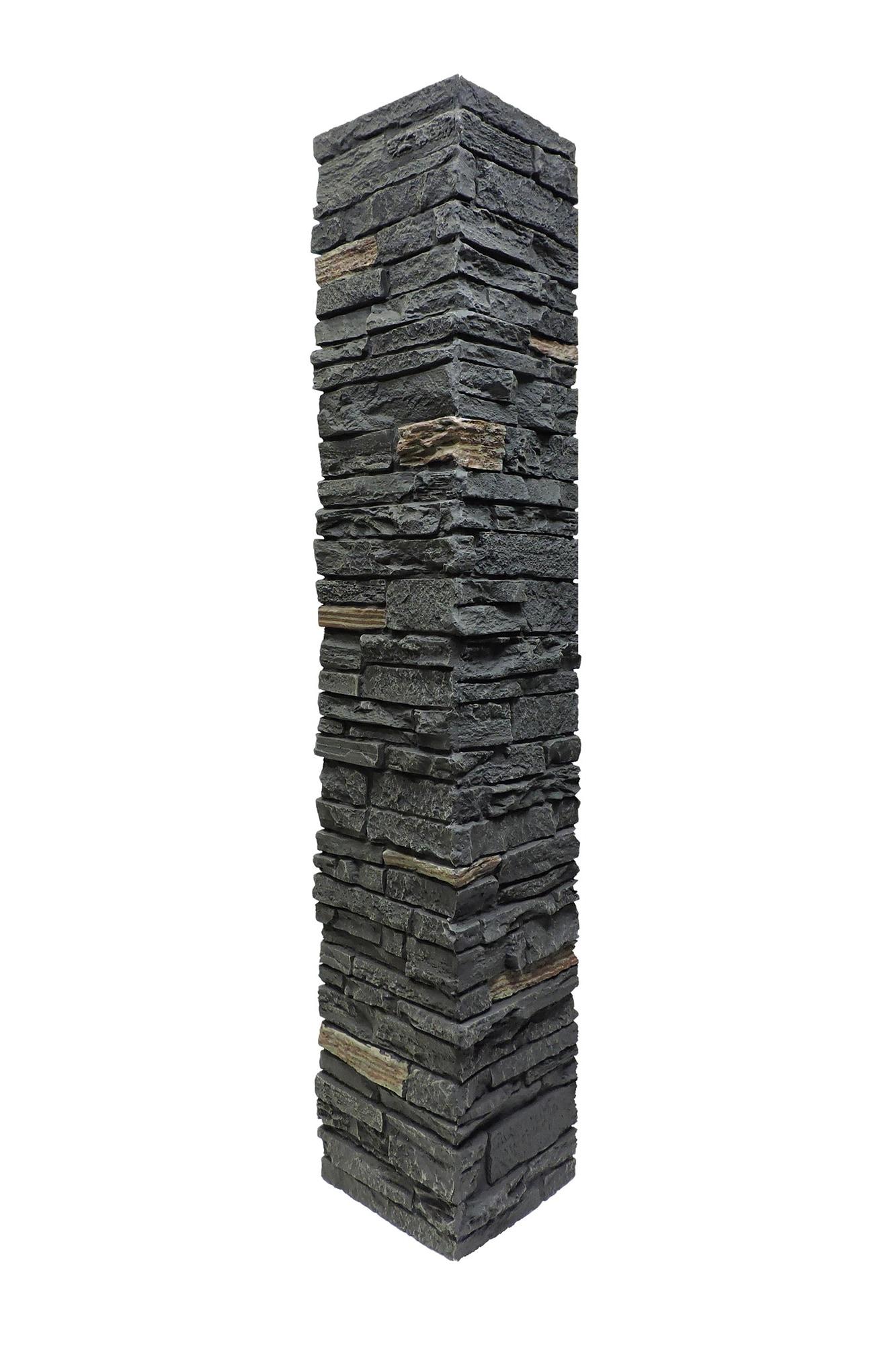 Twilight / Railing Post Covers Faux Stone - Railing Post Covers 0