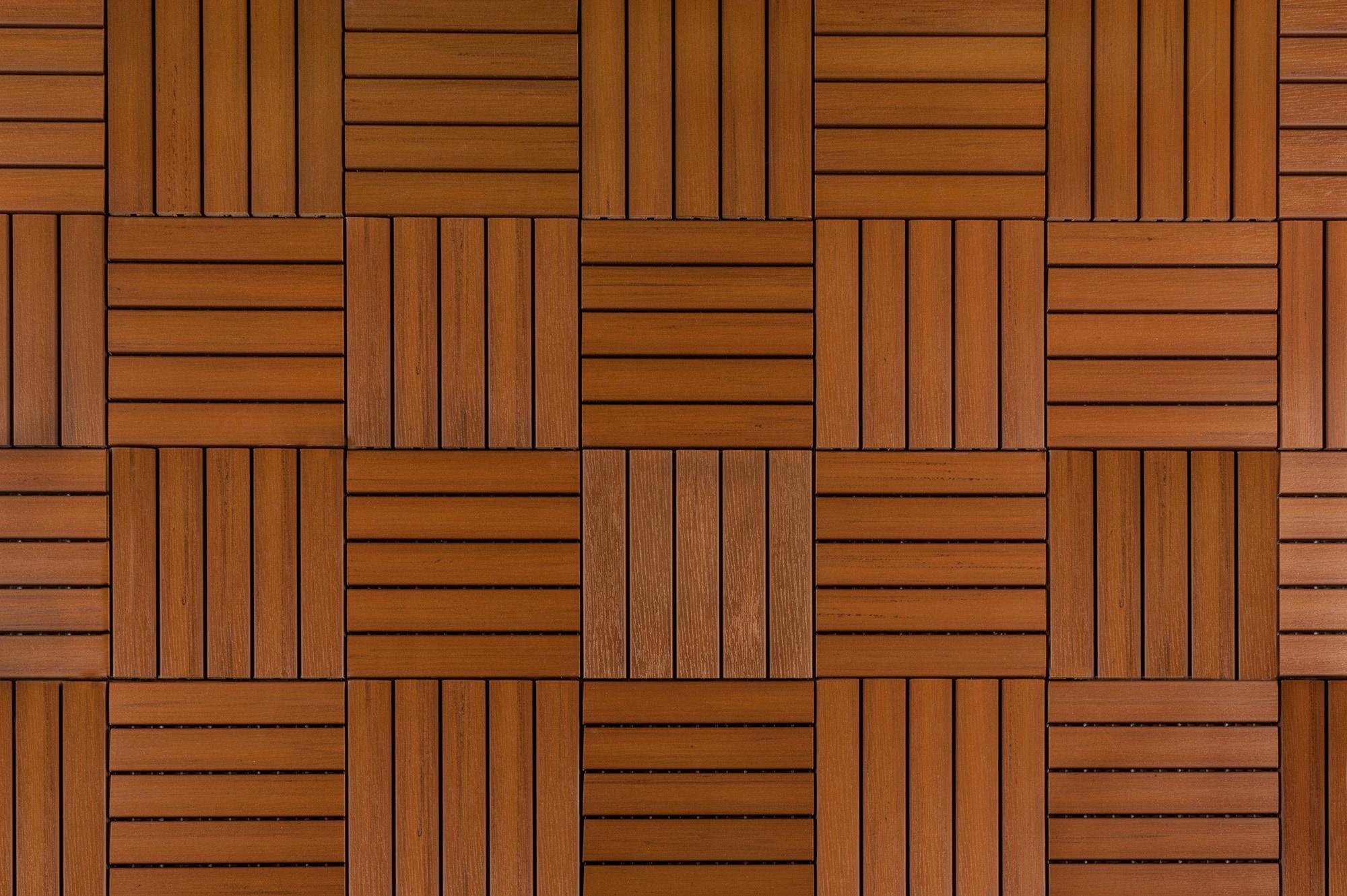 Kontiki interlocking deck tiles engineered polymer series kontiki interlocking deck tiles engineered polymer series premium resin deck tile cedar 12x12x1 dailygadgetfo Gallery