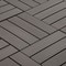 "Gray 12"" x 12"" / interlocking deck tile"