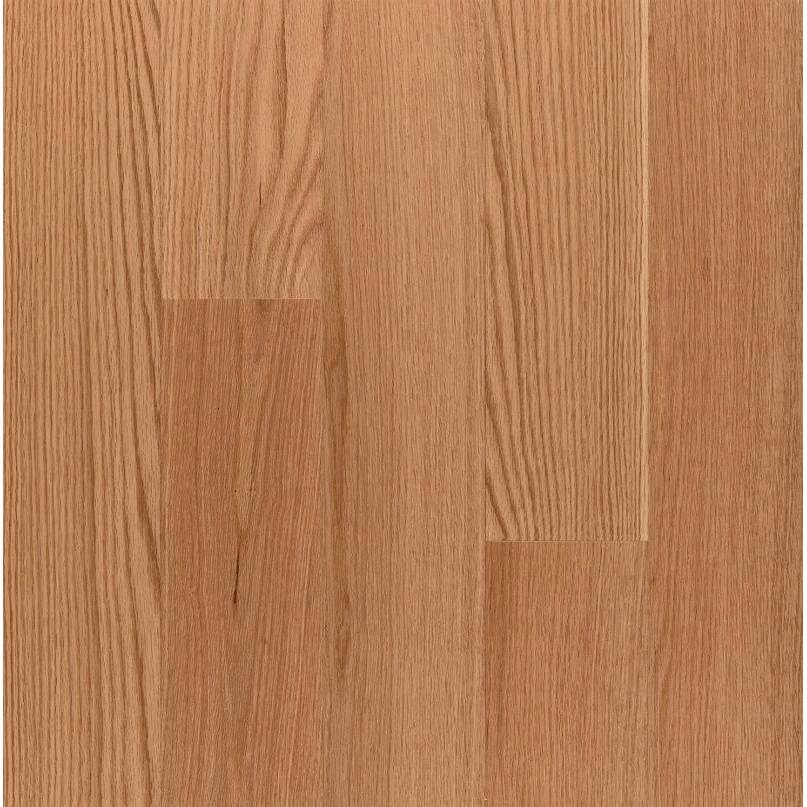"Natural Red Oak / Oak / Traditional / 5"" / 1/2"" Midtown -  Oak Collection 0"