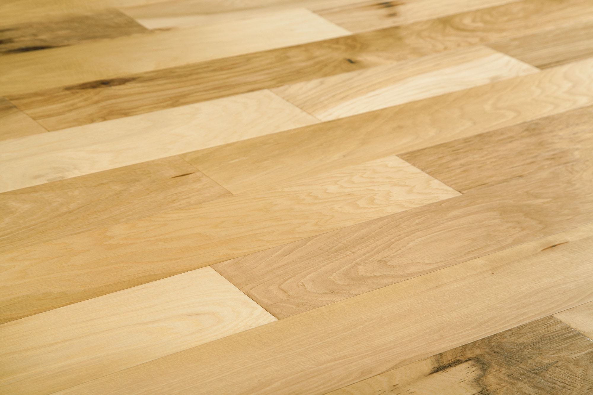 Jasper Engineered Hardwood   Planet Hickory Handscraped Collection