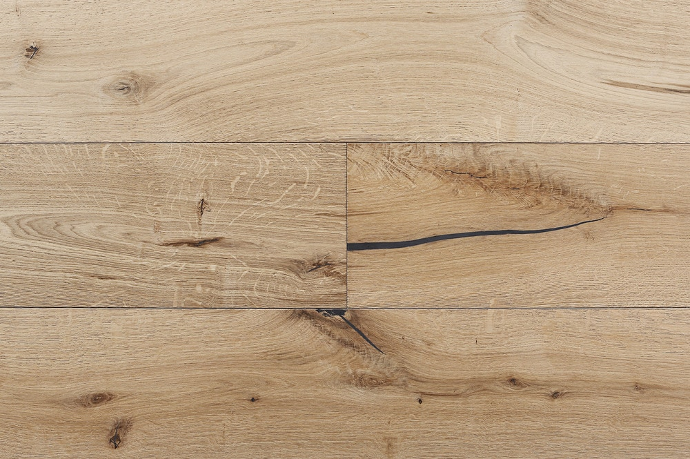 10109698 Unfinished European White Oak 75in Rustique Sup