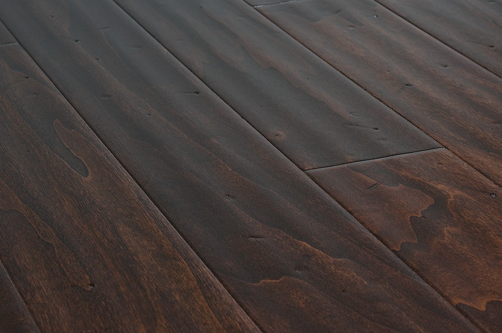 Free samples jasper engineered hardwood handscraped for Hand scraped wood floors